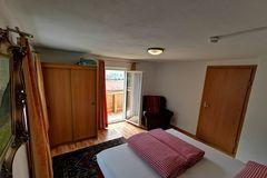 Doppelzimmer - Ferienwohnung Waldegg
