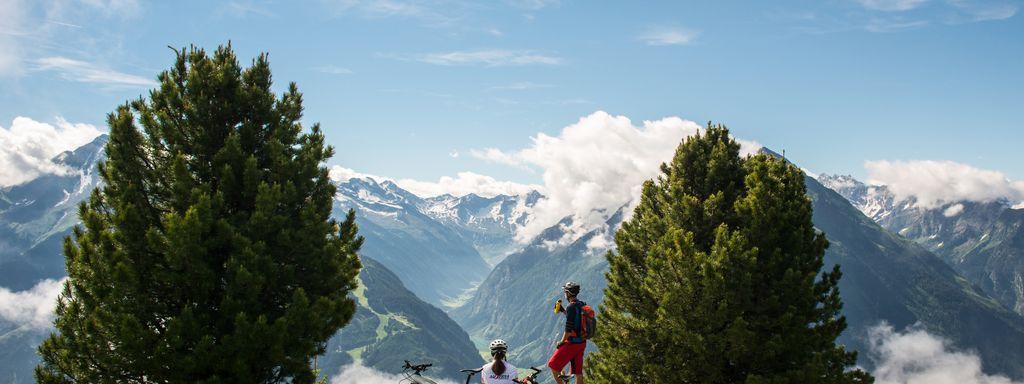Mountainbike Tour - Foto Michael Werlberger