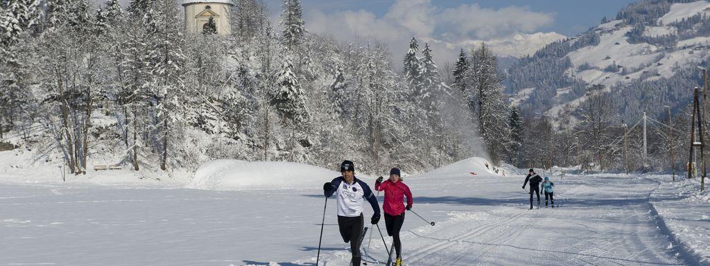 Langlaufen in Mayrhofen - Foto Ferienregion Mayrhofen
