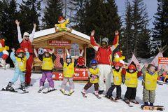Kinderskischule Mayrhofen - Foto Ferienregion Mayrhofen